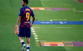 Csalás miatt vizsgálat indult a Barcelona-játékos ellen