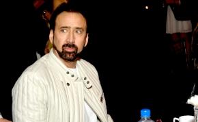 Nicolas Cage és Pedro Pascal is Budapesten flangál