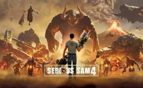 Megérkezett a Serious Sam 4 előzetese