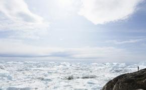 30 éve olyan hideget mértek Grönlandon, amilyet eddig még soha