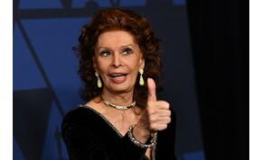 Sophia Loren 10 év után a Netflixen tér vissza