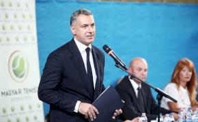 Fontos célt tűzött ki magának a Magyar Tenisz Szövetség