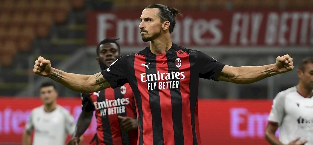 Az AC Milan hadvezére, Zlatan Ibrahimovic is koronavírusos lett