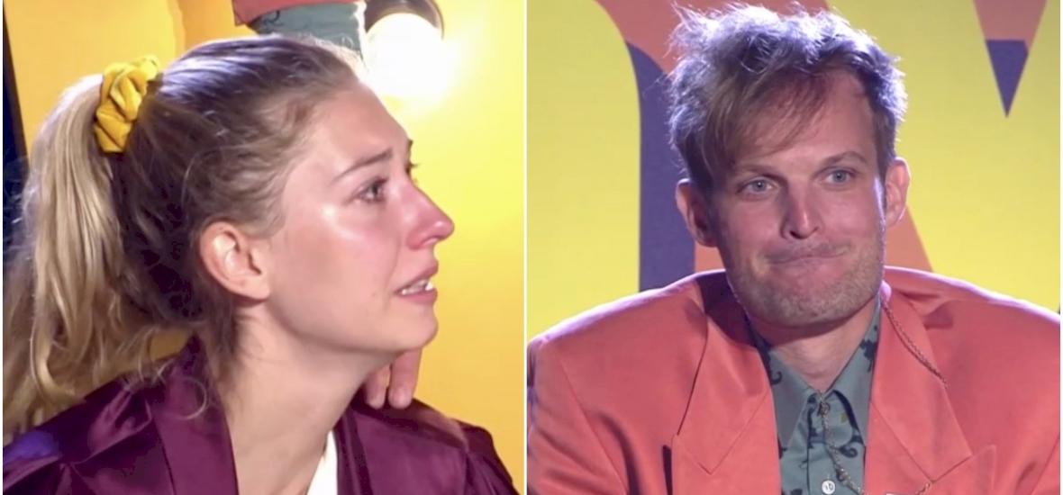 Dallos Bogi teljesen kiborult Puskás Peti nőügyei miatt