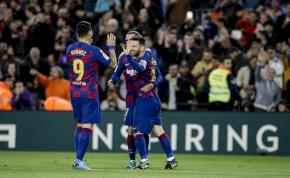 Messi úgy köszönt el Suáreztől, hogy közben odaszúrt a Barcelonának