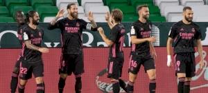 Százötven másodperc alatt kapott kettőt a Real, mégis nyert a Madrid – videó