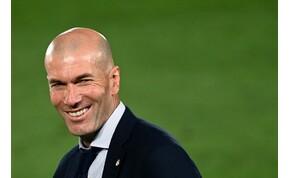 Zidane-t az átigazolásokról kérdezték, a Real-edző egyértelmű választ adott