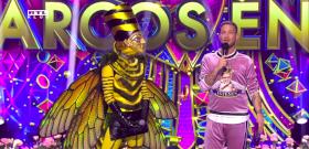 Álarcos énekes: Balázs kiakadt, mikor a Méhecske levette a maszkot