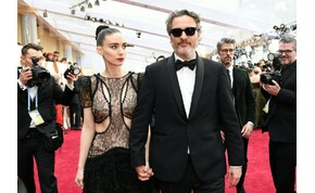 Apa lett a Joker sztárja, Joaquin Phoenix