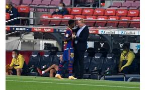 Emiatt nem lehetett Ansu Fati a Villareal elleni meccs legjobbja