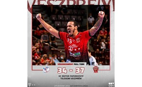 Bajnokok Ligája: hetvenegy gólos mérkőzést nyert meg a Telekom Veszprém