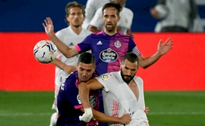 A Real Madrid nehezen, de megverte Ronaldo csapatát – videó