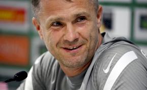 Rebrov beszélt arról, hogy mi a Ferencváros sikerének a titka