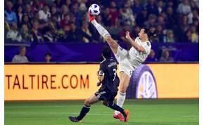 Ibrahimovicot idéző mozdulattal lőtt győztes gólt egy amerikai játékos