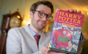 Akár 20 millió forintot is érhet egy Harry Potter könyv