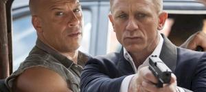Csúszik a Halálos iramban 9, és Daniel Craig utolsó James Bond-filmje is
