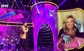 Álarcos énekes: Liptai Claudia leleplezte magát