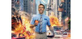 Ryan Reynolds egy GTA-szerű világba csöppen új filmjében – Free Guy-előzetes