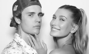 Justin Bieber és a felesége a Vogue címlapján szeretkeznek