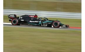 Forma-1: meglepetés a Nürburgringen, nem Hamilton indulhat az élről