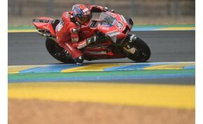 MotoGP: Petrucci a hetedik győztes idén a királykategóriában