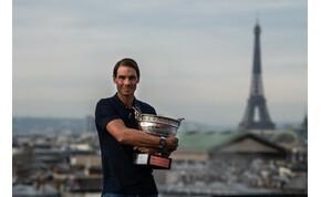 Rafael Nadal 20: a spanyol klasszis trófeái képekben