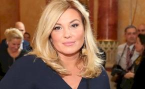 Új hajjal hódít Liptai Claudia – fotók