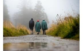 Havas eső sem kizárt és fagy is lehet – ez várható szerdán