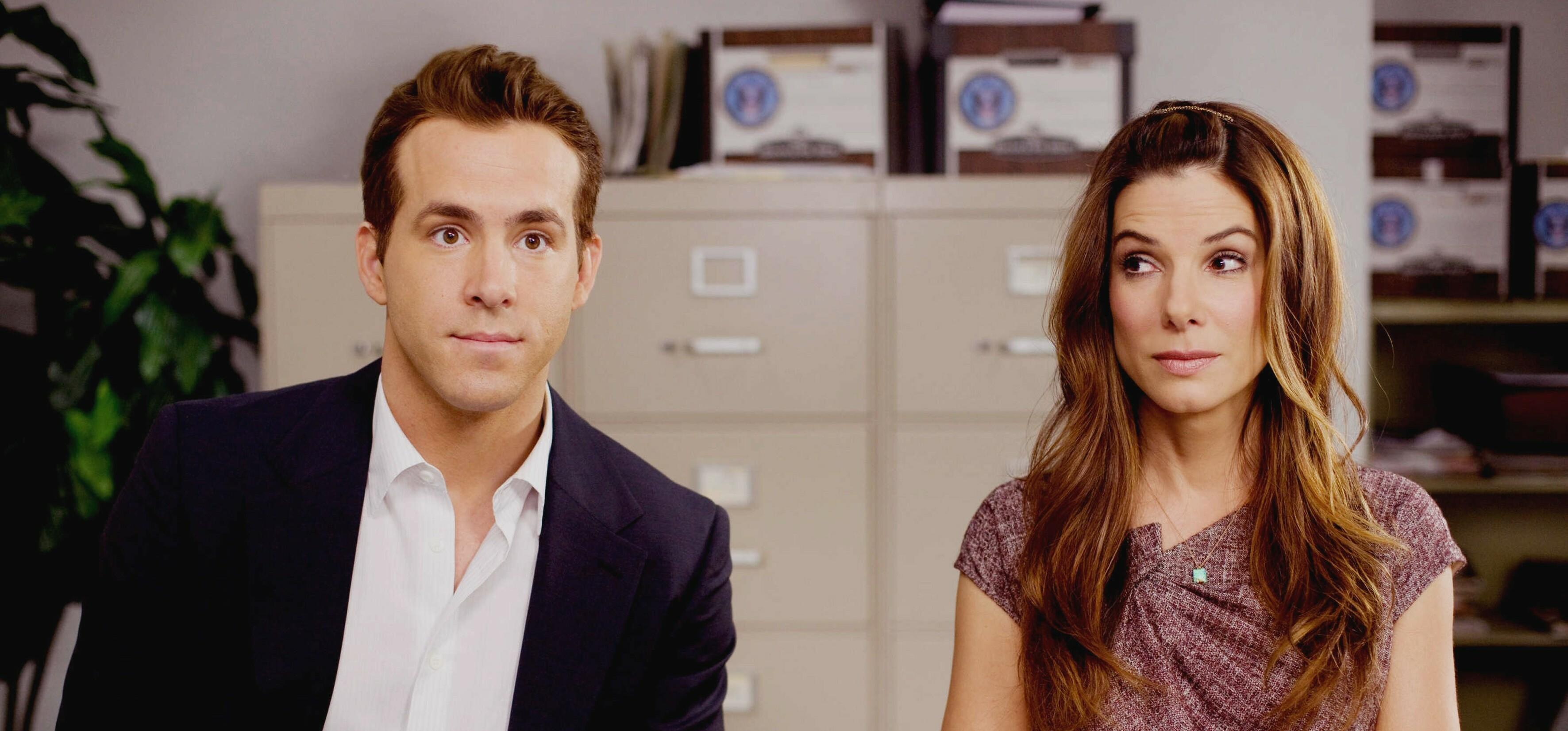 Újra közös filmben fog szerepelni Sandra Bullock és Ryan Reynolds?