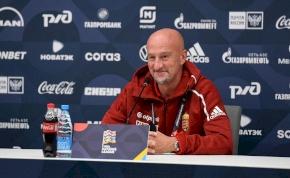 Marco Rossi: Nagy meglepetésre nem számítok