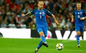 Sokkoló felvételek kerültek elő a klasszis focistáról és a Slovan Bratislava igazgatójáról