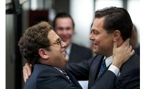 Ismét szingli A Wall Street farkasa című film sztárja