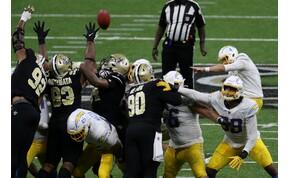 Már csak négyen veretlenek az NFL-ben – az 5. forduló érdekességei