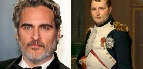 Napóleonról készít epikus filmet Joaquin Phoenix és Ridley Scott