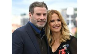 John Travolta megható képpel köszöntötte elhunyt feleségét