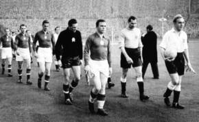 """Anglia-Magyarország 3:6 – színesben nézhetjük az """"évszázad mérkőzésének"""" góljait"""