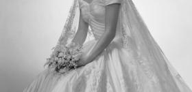 Elnöki divatkörkép: összegyűjtöttük az USA 11 first lady-jének esküvői ruháit