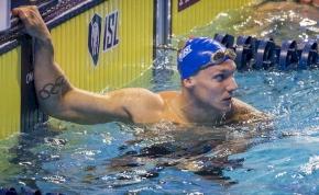 Caeleb Dressel csapata dominált a Duna Arénában