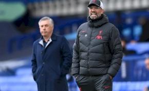 A vonalazás döntött az Everton-Liverpool városi derbin – videó