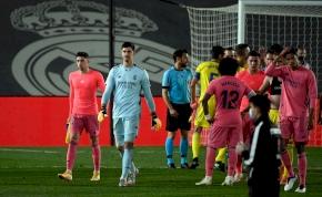 Az újonc győzte le a hazai pályán futballozó Real Madridot – videó