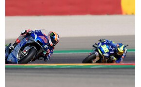 MotoGP: Alex Rins a szezon nyolcadik győztese