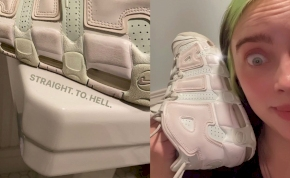 Optikai illúzió tartja lázban az internetet: most akkor milyen színű Billie Eilish cipője?
