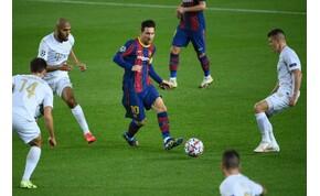 Lionel Messi három rekordot is felállított a Ferencváros ellen