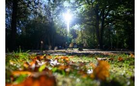 Kívánni se lehetne szebb őszi időt – csütörtöki időjárás