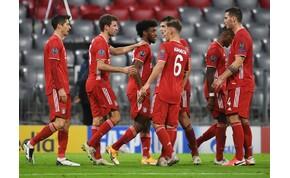 Ötből négy: a Bayern München kiütötte az Atletico Madridot a BL-ben – videó