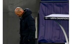 Zinedine Zidane: Én vagyok a felelős