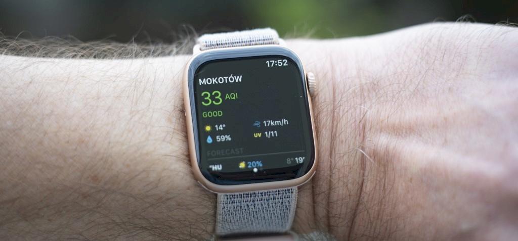 Égési sérülést is okozhat az egyik Apple Watch-széria