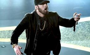 Előkerült Eminem első videóra vett fellépése