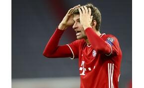 Nagyon kikelt magából a Bayern-játékos az Atletico Madrid ellen