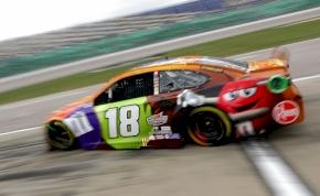 A NASCAR is készül a halloweenra